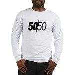 50/50 Long Sleeve T-Shirt