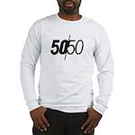 50/50 Long Sleeve T-Shirt