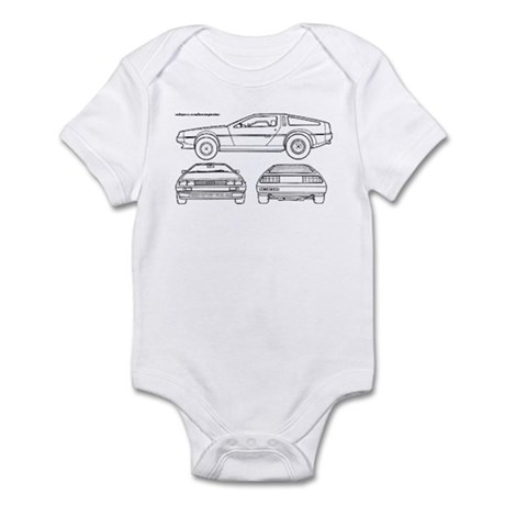 DeLorein Infant Bodysuit