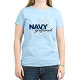 Navy Girlfriend: Sailor's LOV T-Shirt