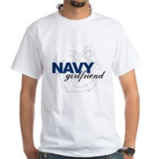 Navy Girlfriend: Sailor's LOV Shirt
