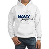 Navy Girlfriend: Sailor's LOV Hoodie