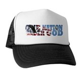 One nation under god Trucker Hats