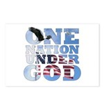 """One Nation Under God"" Postcards (Packag"