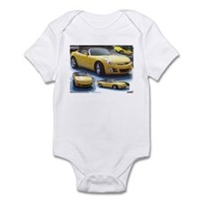 Saturn Sky Multi 1 Infant Bodysuit