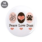 Peace Love Dogs 3.5