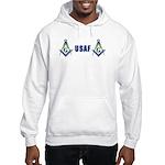 US Air Force Masonic Hooded Sweatshirt