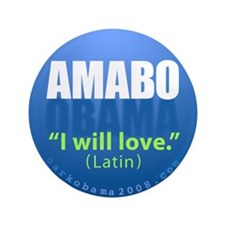 Amabo I WILL LOVE (Latin)