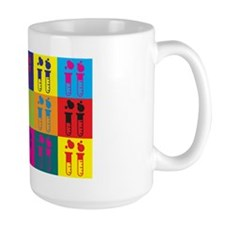 Biochemistry Pop Art Mug
