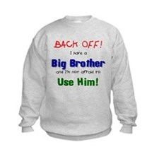 I have a big brother Jumper Sweater