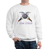 I Love Drizzt Sweatshirt