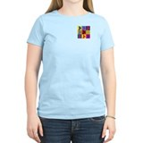 Astrophysics Pop Art T-Shirt