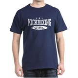 Kickboxing Girl T-Shirt