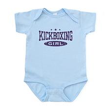 Kickboxing Girl Infant Bodysuit