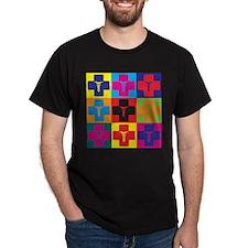 Anesthesiology Pop Art T-Shirt