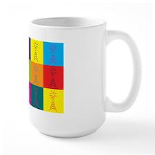 Amateur Radio Pop Art Coffee Mug