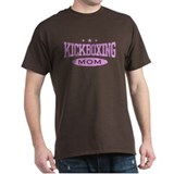 Kickboxing Mom T-Shirt