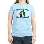 You Know Where Women's Light T-Shirt