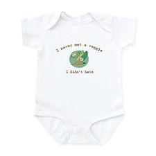 I Hate Veggies Infant Bodysuit