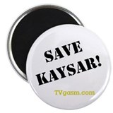 Save Kaysar Magnet Ten-Pack