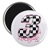 "RaceFashion.com 2.25"" Magnet (10 pack)"