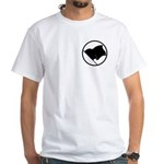 Ungovernable White T-Shirt