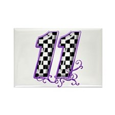 RaceFashion.com Rectangle Magnet (10 pack)