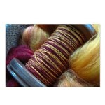 Fiery Handspun Postcards (Package of 8)