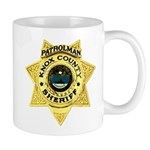Knox County Sheriff Mug