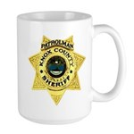 Knox County Sheriff Large Mug
