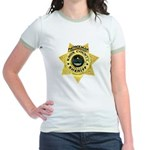 Knox County Sheriff Jr. Ringer T-Shirt