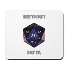 Eat It! Mousepad