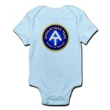 Appalachian Trail Patch Infant Bodysuit