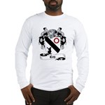 Cay Family Crest Long Sleeve T-Shirt