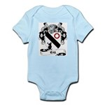 Cay Family Crest Infant Creeper