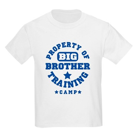 Property of Big Brother Train Kids Light T-Shirt