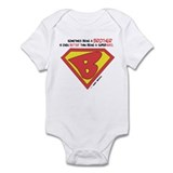 Super Brother Onesie