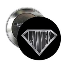 "SuperLawyer(metal) 2.25"" Button (100 pack)"