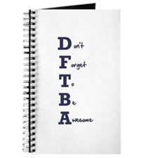 DFTBA - Journal