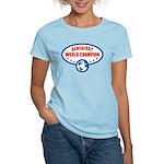 Genealogy World Champion Women's Light T-Shirt