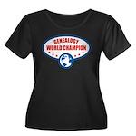 Genealogy World Champion Women's Plus Size Scoop N