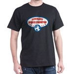 Genealogy World Champion Dark T-Shirt