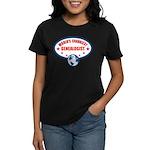 Worlds Crankiest Genealogist Women's Dark T-Shirt