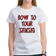 Bow To Your Sensei Tee