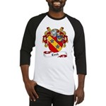 Cook Family Crest Baseball Jersey