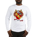 Cook Family Crest Long Sleeve T-Shirt