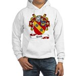 Cook Family Crest Hooded Sweatshirt