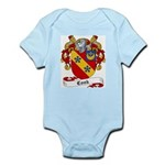 Cook Family Crest Infant Creeper