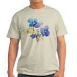 Watercolor Flowers Light T-Shirt