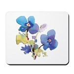 Watercolor Flowers Mousepad
